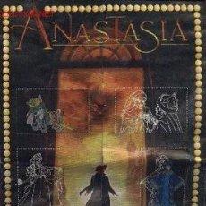 Coleccionismo Álbumes: ALBUM DE CROMOS DE CHICLES DE ANASTASIA BY RECORTITOS VPA. Lote 21789155
