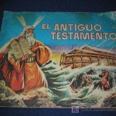 Coleccionismo Álbumes: EL ANTIGUO TESTAMENTO - ALBUM DE CROMOS INCOMPLETO(FALTAN 99 CROMOS SOBRE 247) - ED. FERMA 1968. Lote 10027255