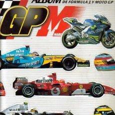 Coleccionismo Álbumes: A TODO GAS 2005 ( RECOLETOS GRUPO DE COMUNICACIONES). Lote 27247142