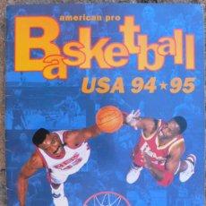 Coleccionismo Álbumes: BASKETBALL-USA 94-95-S L ITALY- FALTAN CROMOS (VER LISTA) - V I B. Lote 27031500