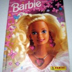 Coleccionismo Álbumes: ALBUM DE BARBIE DE PANINI - AÑO 1993 - SOLO LE FALTA UN CROMO - - . Lote 14433322