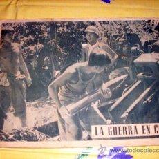 Coleccionismo Álbumes: ALBUM * LA GUERRA EN COREA * PRIMERA SERIE. Lote 20227579