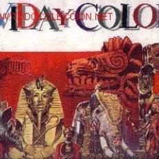 Coleccionismo Álbumes: CRO21-15. ALBUM VIDA Y COLOR 2º. INCOMPLETO. Lote 8131943