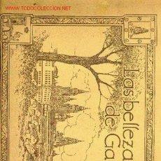 Coleccionismo Álbumes: ALBUM LAS BELLEZAS DE GALICIA AÑO 1933. Lote 2122292