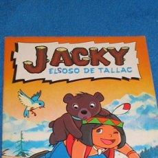 Coleccionismo Álbumes: ALBUN JACKY DE DANONE. Lote 20271196