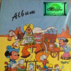 Coleccionismo Álbumes: ALBUM NUEVO, ADHESIVO PARA FOTOS, DE LOS AÑOS 70, DE DISNEY. Lote 26716338