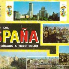 Coleccionismo Álbumes: ALBUM DE ESPAÑA ( COLED ) ORIGINAL 1967 , 36 X 25. Lote 27159544
