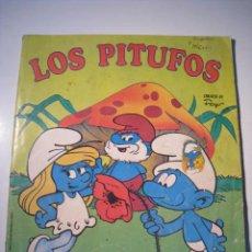 Coleccionismo Álbumes: LOS PITUFOS - PANINI - ALBUM CROMOS CON 138. Lote 13852495