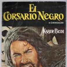 Coleccionismo Álbumes: EL CORSARIO NEGRO. PANRICO. TIENE SOLO 20 CROMOS. Lote 23274840