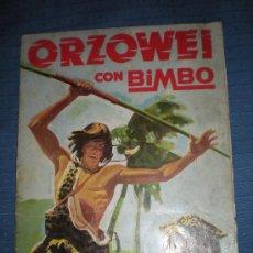 Coleccionismo Álbumes: ORZOWEI CON BIMBO 23 CROMOS. Lote 26322082