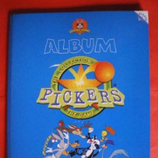 Collectable Incomplete Albums - ALBUM THE COLLECTION PICKERS THE GAME. LOONEY TUNES. 1998 - 26430555