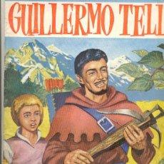 Coleccionismo Álbumes: (AL-984)ALBUM CROMOS GUILLERMO TELL AÑO 1964. Lote 16276827