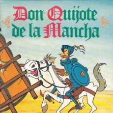 Coleccionismo Álbumes: DON QUIJOTE DE LA MANCHA - ALBUM DANONE - INCOMPLETO. Lote 18147100