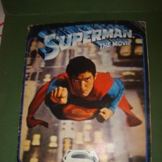 Coleccionismo Álbumes: ALBUM SUPERMAN DE FHER. AÑO 1979.. Lote 26575413