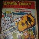 Coleccionismo Álbumes: ALBUM GRANDES OBRAS. Lote 26008165