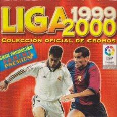 LIGA 1999-2000 - Album Panini - Incompleto