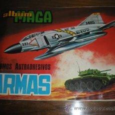 Coleccionismo Álbumes: ALBUM MAGA ARMAS. Lote 26883349