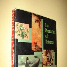 Coleccionismo Álbumes: ALBUM DE CROMOS. MARAVILLAS DEL UNIVERSO. NESTLE. 1957. INCOMPLETO. Lote 27252955