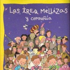 Collectable Incomplete Albums - 6532 - ALBUM LAS TRES MELLIZAS Y COMPAÑÍA - PANINI - INCOMPLETO ¡¡OPORTUNIDAD SOLO FALTAN 10 CROMOS - 23469658