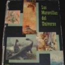 Coleccionismo Álbumes: ALBUM NESTLE LAS MARAVILLAS DEL UNIVERSO II VOLUMEN 1957 - LE FALTAN 5 CROMOS - EL 9 SERIE 40, 3 DE . Lote 27429840