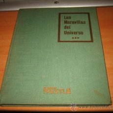 Coleccionismo Álbumes: LAS MARAVILLAS DEL UNIVERSO VOLUMEN III DE NESTLE SERIES 49 A 74 LE FALTA UN CROMO. Lote 26913355