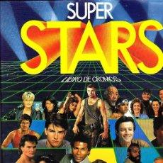 Coleccionismo Álbumes: ALBUM INCOMPLETO SUPER STARS . Lote 22116736