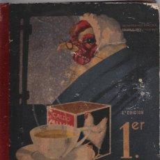 Coleccionismo Álbumes: GALLINA BLANCA PRIMER ALBUM. GALLINA BLANCA 1945. FALTAN 44 CROMOS.. Lote 25160103