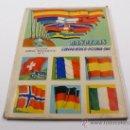 Coleccionismo Álbumes: BANDERAS. EUROPA, ÁFRICA, OCEANÍA, ONU. NO HAY NI UN CROMO. Nº5.. Lote 25276868