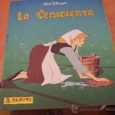 Collectable Incomplete Albums - LA CENICIENTA PANINI ( ALBUM CASI COMPLETO , FALTAN 18 CROMOS DE 225 ) (CO1) - 25394616