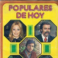 Coleccionismo Álbumes: POPULARES DE HOY -1975. Lote 27068721
