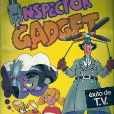 Coleccionismo Álbumes: INSPECTOR GADGET. Lote 27601701