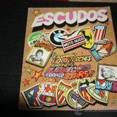 Coleccionismo Álbumes: ALBUM DE CROMOS ESCUDOS . Lote 26592132