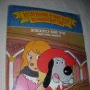 Coleccionismo Álbumes: DARTACAN Y LOS TRES MOSQUEPERROS EXITO DE TV LIBRO PARA CROMOS. Lote 26891416
