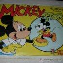 Coleccionismo Álbumes: MICKEY STORY WALT DISNEY FIGURINE PANINI. Lote 26891474