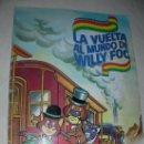 Coleccionismo Álbumes: LA VUELTA AL MUNDO DE WILLY FOG DE DANONE. Lote 26891509