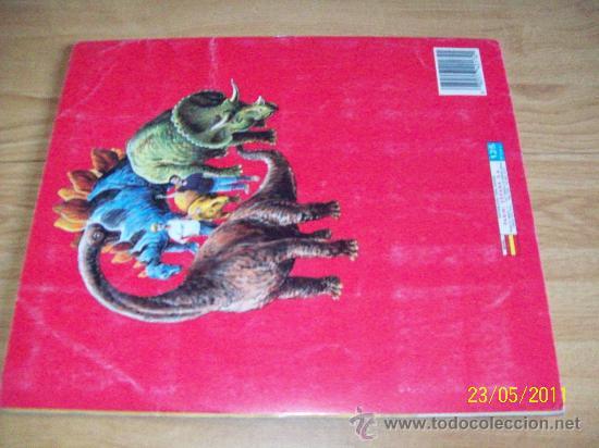 Coleccionismo Álbumes: ALBUM DE CROMOS DINOGAME DE PANINI ( FALTA EL Nº 15 ) - Foto 2 - 27294513