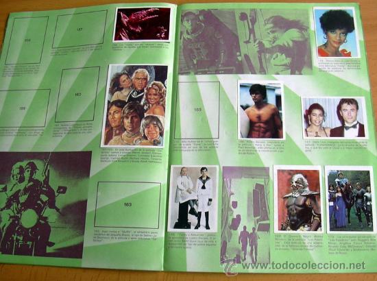 Coleccionismo Álbumes: Super éxito - Edit. Maga 1984 - Tiene 42 cromos - Foto 2 - 27152378