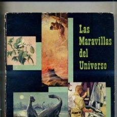 Coleccionismo Álbumes: ÁLBUM LAS MARAVILLAS DEL UNIVERSO NESTLÉ 1957 - SERIES 25 A 48. Lote 27313863