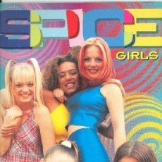 Coleccionismo Álbumes: SPICE GIRLS -- FALTAN 2 ESTAMPAS. Lote 186625500