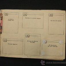 Coleccionismo Álbumes: ALBUM CROMOS - VIDA Y COLOR 2 - MINI-ALBUM - CONTIENE 158 CROMOS - (LEER INTERIOR). Lote 27717882