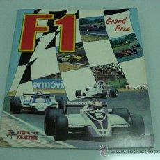Coleccionismo Álbumes: ALBUM . F 1 GRAND PRIX DE PANINI . CON 49 CROMOS .AÑO 1980.. Lote 28473831