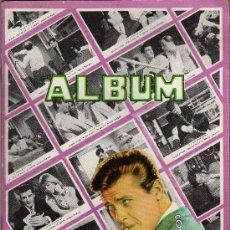 Coleccionismo Álbumes: (M) ALBUM EL SANTO , CHICLE HINCHABLE ROBERTO JUBAL , CONSTA DE 11 CROMOS , POCAS SEÑALES DE USO. Lote 28493874