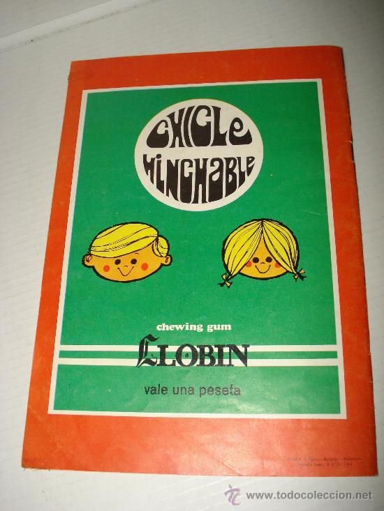 Coleccionismo Álbumes: Antiguo Album LA MAS GRANDE AVENTURA DEL HOMBRE del Chicle Hinchable LLOBIN - Año 1968 - Foto 2 - 28857275