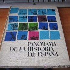 Coleccionismo Álbumes: PANORAMA DE LA HISTORIA DE ESPAÑA.-NESTLE LE FALTA UN CROMO. Lote 28860240