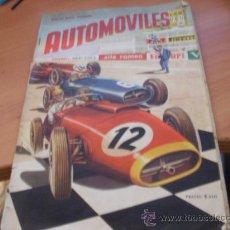 Coleccionismo Álbumes: AUTOMOVILES ( ALBUM INCOMPLETO, FALTAN 66 DE 247 CROMOS ) FHER. Lote 29116203
