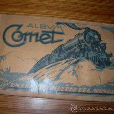 Coleccionismo Álbumes: ALBUM COMET AÑO 1930 DE 120 CROMOS FALTAN 5 CROMOS. Lote 29616489