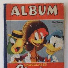 Coleccionismo Álbumes: ALBUM VACIO SIN CROMOS CHOCOLATES LLOVERAS DECADA DE LOS 40 VER FOTOS. Lote 30776671