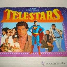 Coleccionismo Álbumes: ANTIGUO ALBUM DE ESTRELLAS **TELE STARS** DE EDICIONES ESTE . AÑO 1978.. Lote 31499833