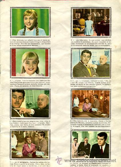 Coleccionismo Álbumes: ALBUM UN RAYO DE LUZ , MARISOL , FALTAN 7 CROMOS , EDICIONES FHER , 144 CROMOS , ORIGINAL, H - Foto 2 - 59749353