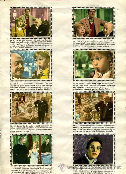 Coleccionismo Álbumes: ALBUM UN RAYO DE LUZ , MARISOL , FALTAN 7 CROMOS , EDICIONES FHER , 144 CROMOS , ORIGINAL, H - Foto 3 - 59749353